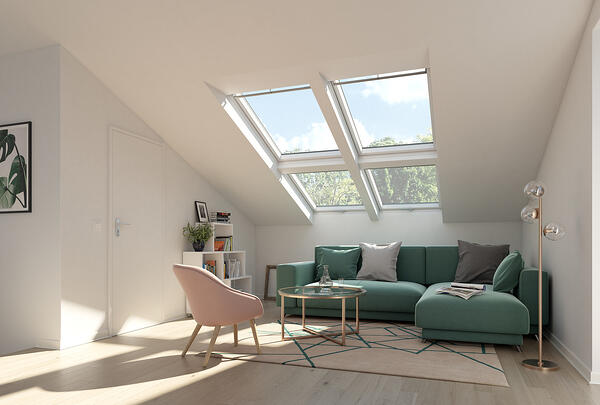 Maximise natural light in the home