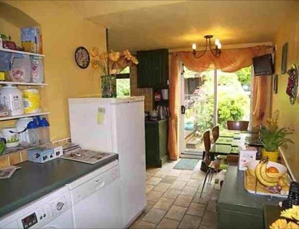 Hannah's old kitchen