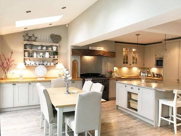 Hannah Grey kitchen